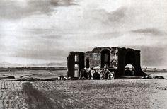 Foto storiche di Roma - Villa dei Quintili, tra la via Appia Antica e la via Appia Nuova Anno: fine '800