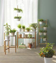 BITTERGURKA plantenhanger | #IKEAcatalogus #nieuw #2017 #IKEA #IKEAnl #planten #tuinieren #binnen #sierpotten #plantenstandaard #plantenspuit #groen: