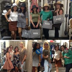 Fun private shopping party at our Noe Valley Ambi! Contact JulieRhodes@ambiancesf.com to book your free of charge private party. We provide the food, drinks and discounts, you bring your friends & shop till you drop w/ our superb customer service!