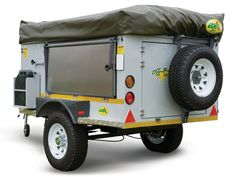 The most rugged and spacious trailer in the Echo range is the Echo Echo Trailers, Off Road Trailer, Bug Out Vehicle, Offroad, Camper, 4x4 Accessories, Caravan, Off Road, Campers