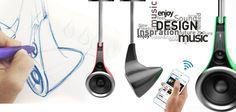 Loop Speakers by Murat Armagan