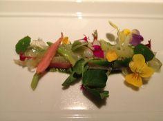 Early spring in California: Bruno Chemel's veggies
