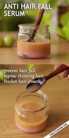 MIRACLE ANTI HAIR FALL SERUM to stop hair fall and regrow thinning hair - The Little Shine