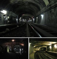 Ghost Stations: 9 Abandoned Subways and Rapid Transit Systems