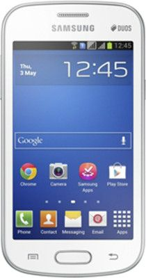 #Mobiles & #Tablets Samsung Galaxy Trend S7392 (Ceramic White)