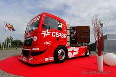 Cepsa Truck Team 2013