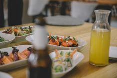 Sushi Catering, Dairy, Cheese, Food, Food Food, Meals