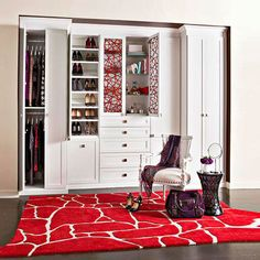There are a ton of ideas for how to organize a closet out there, and we're sharing our favorite designs and tips of all time. These closet organization systems were built to keep your clothes, shoes, and accessories easy to find in your big or small closet.