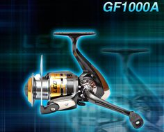3BB High Power Speed Gear Fishing Aluminum Spool Spinning fishing Reels GF1000A  spinning isca pesca fishing tackle