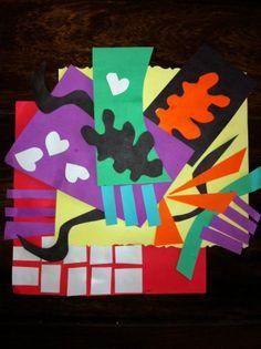 Drip, Drip, Splatter Splash-Matisse