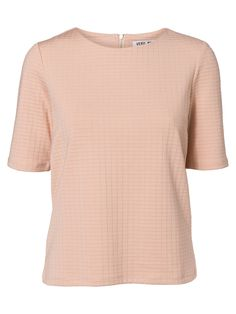 Cute pink top from VERO MODA. #veromoda #pink #fashion