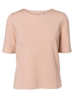 Cute pink top from VERO MODA. #veromoda #pink #fashion