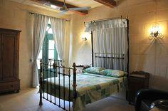 Gozo farmhouse bedroom