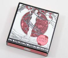 Lipstick Queen Oxymoron Matte Gloss in Open Secret