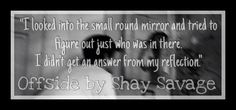 ⚽️ Offsides ⚽️ By Shay Savage edit by Iris~Elli quote-reflection
