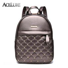 Women Backpacks 2016 Hot Sale Fashion Causal bags High Quality bead female…