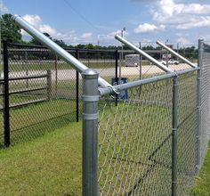Extend-A-Post - Extensions for Chain Link Fence - Set of 9 - The Fence Department, Inc.