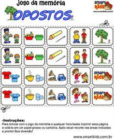 Jogos pedagógicos grátis para imprimir | Jogos Educativos