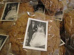 Cookie favors for a 50th Anniversary Party