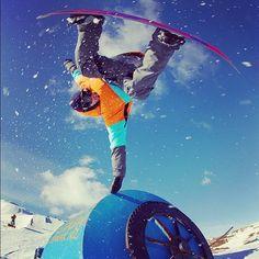 #whistler snowboard