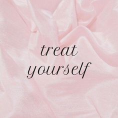 Treat yourself. This quote fits so well with my pink instagram feed #Lashes Citations Shopping, Instagram Feed, Pink Instagram, Lash Quotes, Spa Quotes, Makeup Quotes, Eyebrow Quotes, Elf Make Up, Skins Quotes