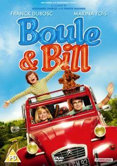 Boule ve Bill – Boule & Bill 2013 Türkçe Dublaj HD İzle