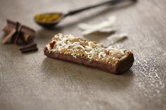 Dark Chocolate Coconut Curry Bar www.coachdawn.ichooseoptimalhealth