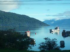 Puerto Cisnes, XI Región Chile