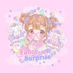 Kết quả hình ảnh cho fancy surprise manamoko