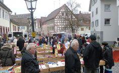 Ostermarkt in Weil der Stadt 2016