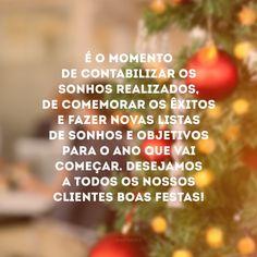 40 frases de Boas Festas para clientes que agradecem pela confiança Minne, Instagram, Quotes, Blessed, Marketing, Crafts, Happy Holidays Cards, New Year Messages, Resin