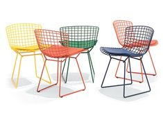 Bertoia Side Chair — Dining and Side Chairs -- Better Living Through Design I wish.. sigh