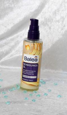Quick-Tipp – Reinigungsöl von Balea | Steffis-Beauty-Blog