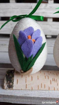 Ozdoba WielkanocNe jajka Rękodzieło Skoczów