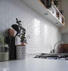 Une cuisine rénovée et aménagée à petit prix, Une hirondelle dans les tiroirs .. - Côté Maison