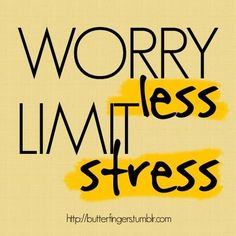 Don't stress about the small stuff! Quotes To Live By, Me Quotes, Tag Alphabet, Stress Quotes, Stress Less, Stress Free, Types Of Lettering, Meaningful Words, Note To Self