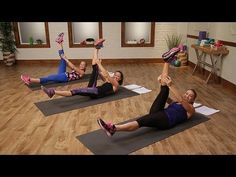Day 5 WOD #2 - ▶ The Ultimate Ab Workout For Your Skimpiest Bikini | Class FitSugar - YouTube