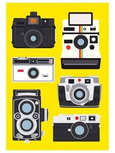 Restyle poster polaroid #wall #myhomeshopping