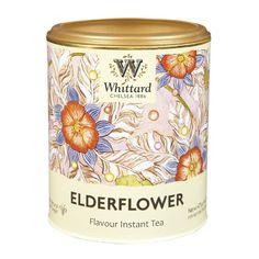 Elderflower Instant Tea - Whittard of Chelsea