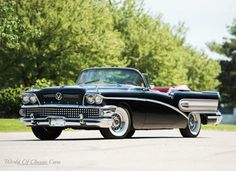 World Of Classic Cars: Buick Special Convertible 1958 - World Of Classic ...