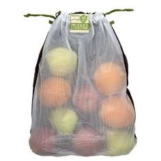 Reusable Grocery Bags - Small enough for your pocket or purse
