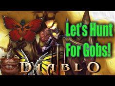Diablo 3 [Patch 2.4.1]►Goblins & Cosmetics (pets, wings) - YouTube