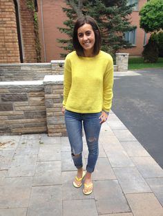 To read all about this look and outfit head over to my page on CollegeFashionista or www.annachristina.ca