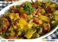 Slovak Recipes, Czech Recipes, Ethnic Recipes, Potato Salad, Pork, Veggies, Potatoes, Chicken, Meat