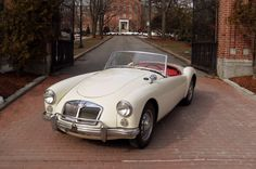 1961 MG MGA 1600 Roadster