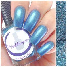 Cadillacquer nail polish - Crystal