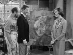 Carl Reiner on the Dick Van Dyke Show :) Carl Reiner, Van, Retro, Cozy, Design, Vans, Retro Illustration, Vans Outfit