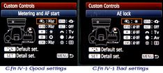 somehow I turned off autofocus on my 7D - this blog post helped me fix the problem!!