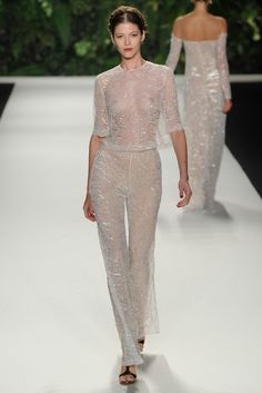 Naeem Khan Spring 2014 Ready-to-Wear Collection Photos - Vogue
