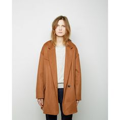 Isabel Marant Celest Caban Coat
